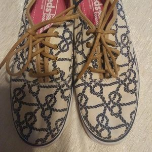 Keds Champion Knot Rope Design Sneakers Canvas 8